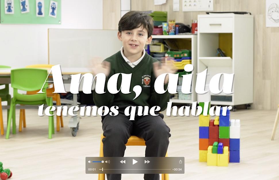Poster video La Merced