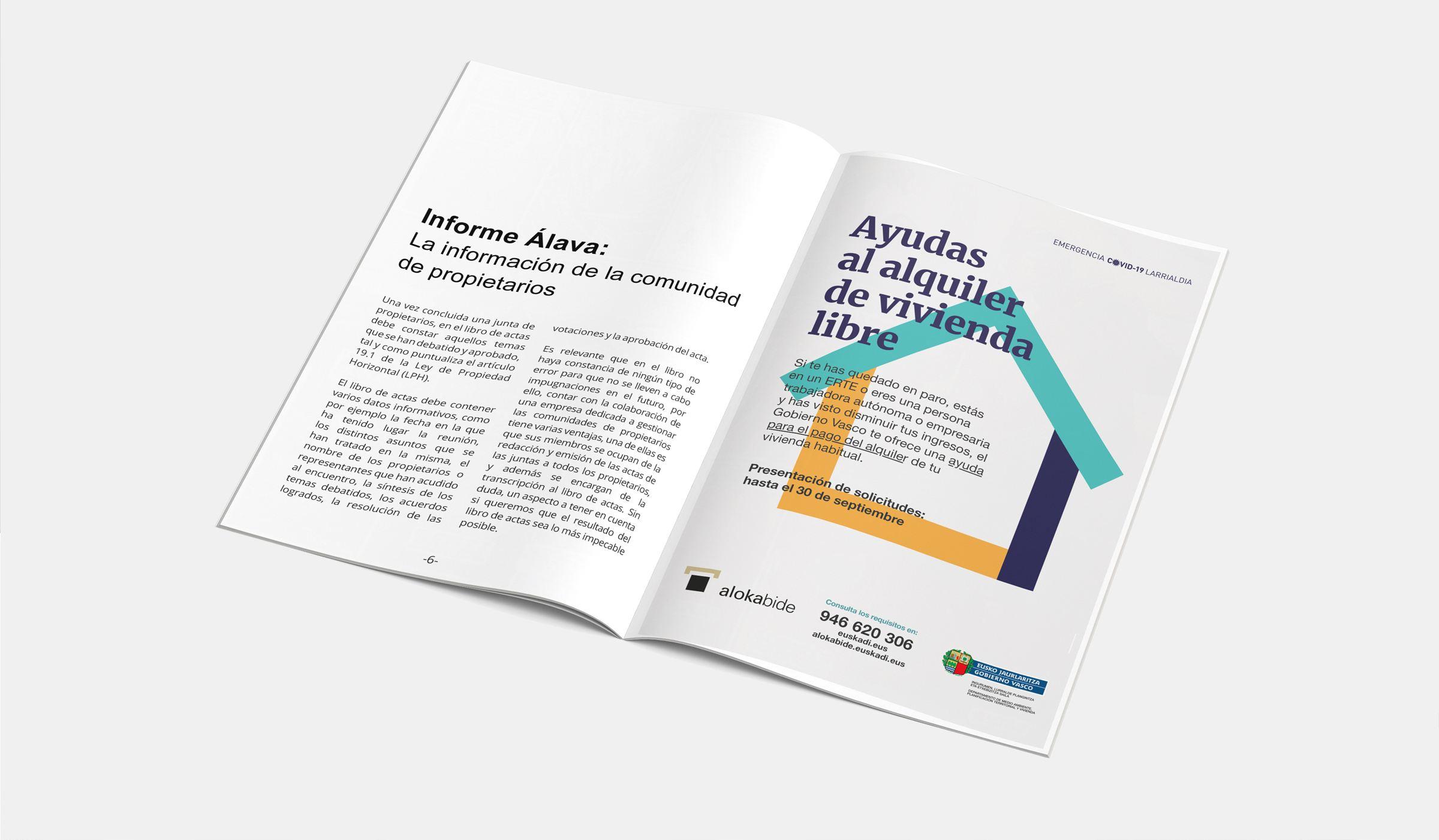 AYUDAS AL ALQUILER REVISTA CANAL DIRECTO