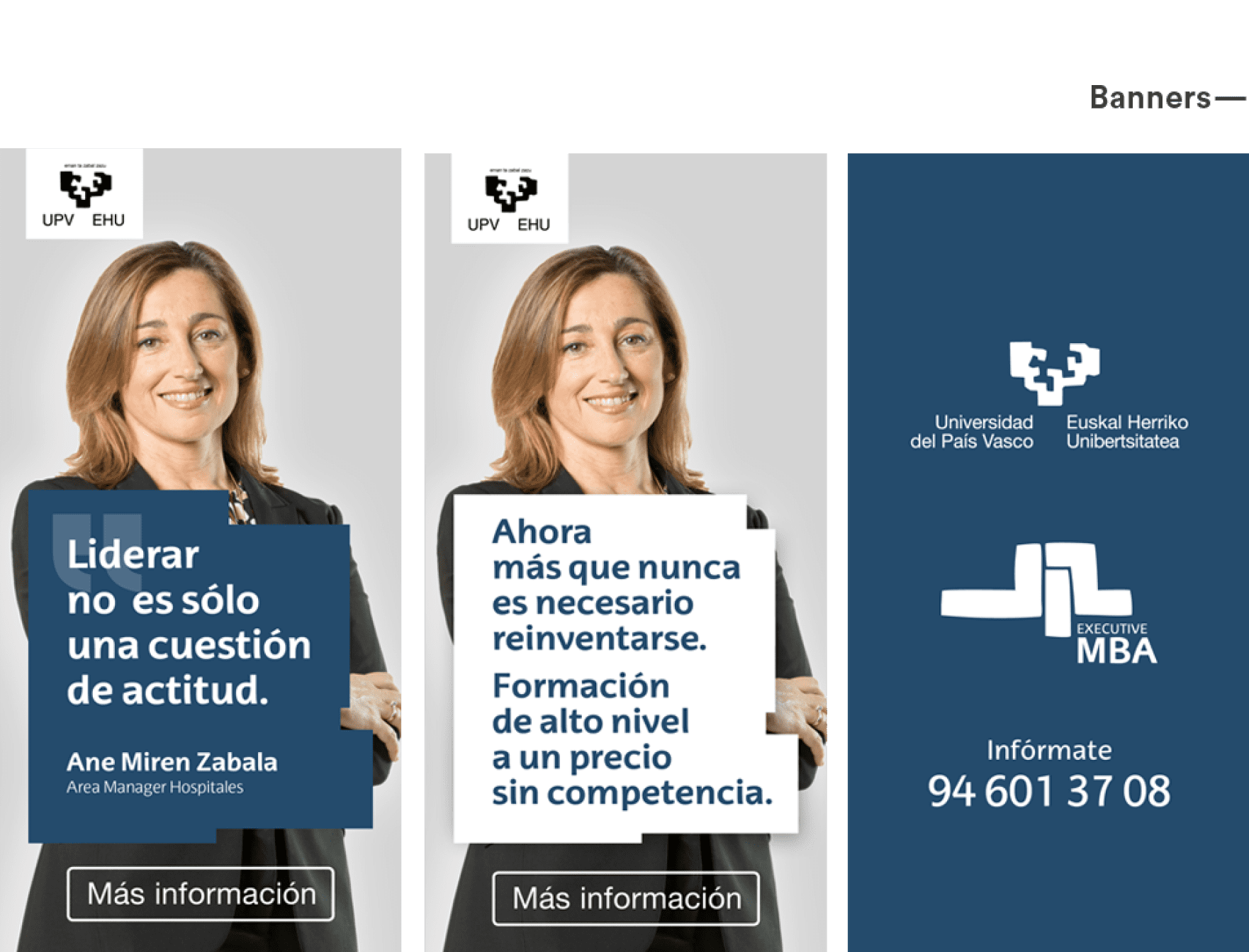 EXECUTIVE MBA BANNERS CANAL DIRECTO